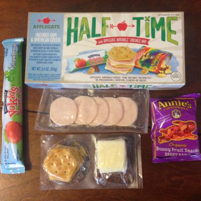 Half Time ~A Mom's Dream Team for Lunch~