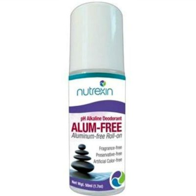 Nutrexin Alum-Free Deodorant