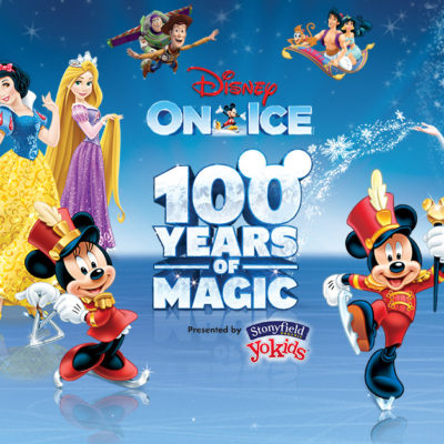 Disney On Ice celebrates 100 Years of Magic ~Giveaway & Promo Code~