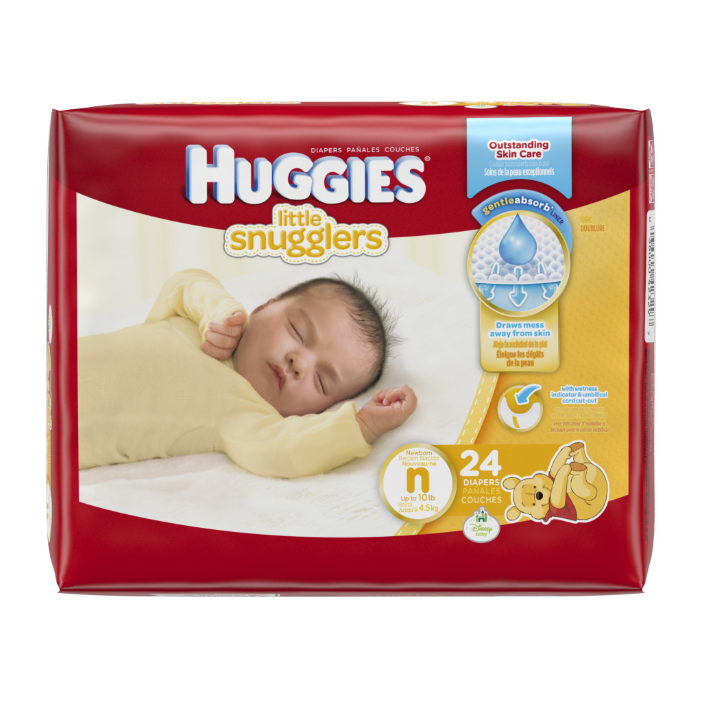 Huggies Little Snugglers Newborn 1