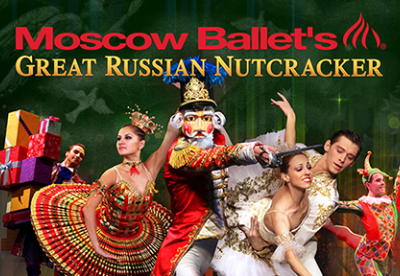 Moscow Ballet's Great Russian Nutcracker~Coming To Fairfax VA