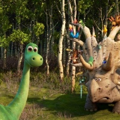 Disney/Pixar's The Good Dinosaur ~ More Activity Sheets!