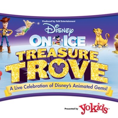 Disney On Ice presents Treasure Trove~With Giveaway!