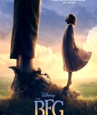 Disney's The BFG Trailer and Poster Teaser