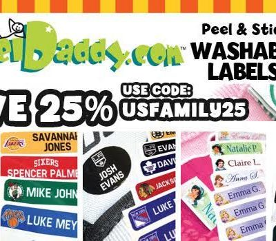 Label Daddy- Coupon Code!