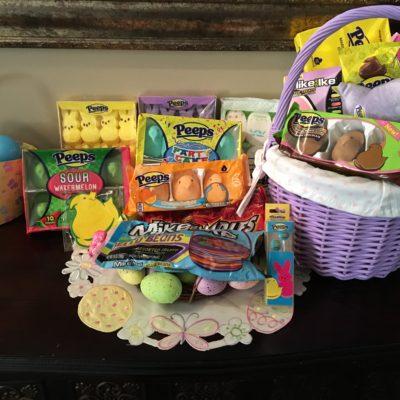 PEEPS & COMPANY®~A PEEPTASTIC Easter Basket!