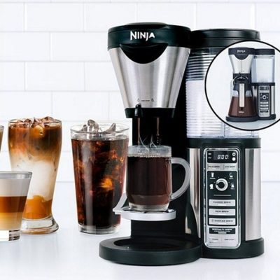 Ninja Coffee Bar~No Barista Needed!