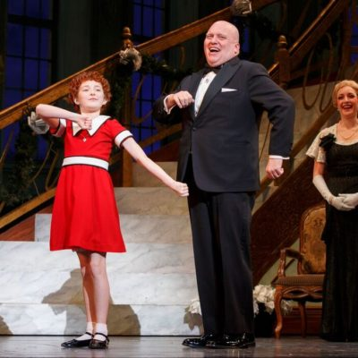 See Annie The Musical On Tour!