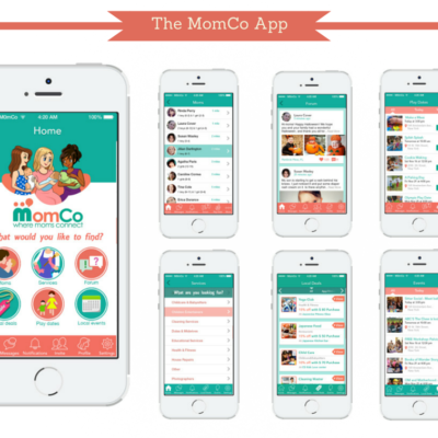 MomCo App~Why Every Mom Should Have it!