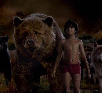 Disney's The Jungle Book~Movie Review