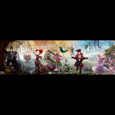 Alice Through the Looking Glass~Review