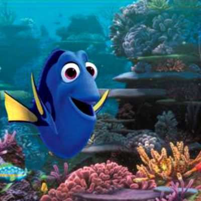 Finding Dory~Swimming Into Hearts Everywhere!