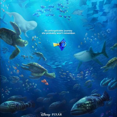 Finding Dory~Free Printable Activities!
