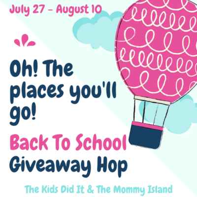 Oh The Places You'll Go~Giveaway