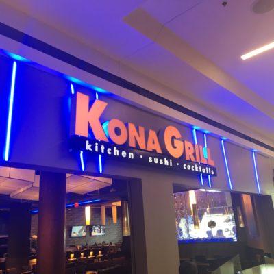 Kona Grill ~ Fair Oaks Mall