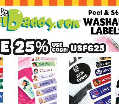 Back to School with Label Daddy!