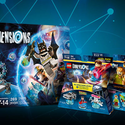LEGO® DIMENSIONS™~ Action Packed & Family Fun!