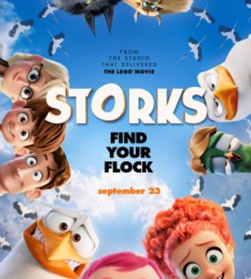 Storks~ Advance Screening Tickets!