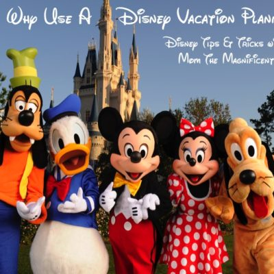 Why Use A Disney Vacation Planner
