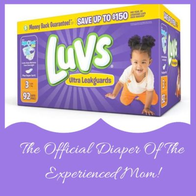Share The Luv~Savings on Luvs Diapers!