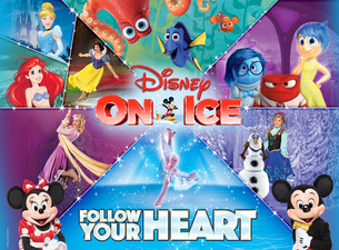 Disney On Ice~Follow Your Heart Coming to Fairfax VA!