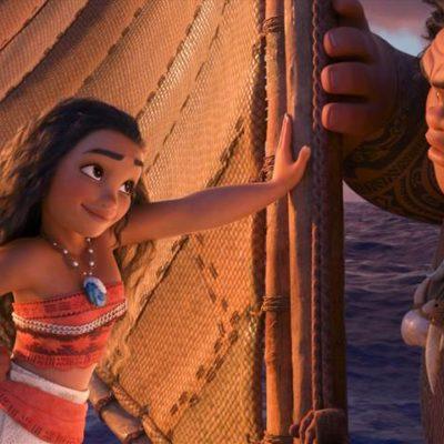 Disney's Moana~Official Trailer!