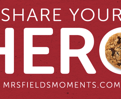 Share Your Hero!