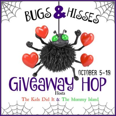 Bugs & Hisses Giveaway!