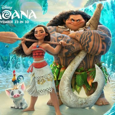 Moana~ 2 New Clips & Soundtrack Details!