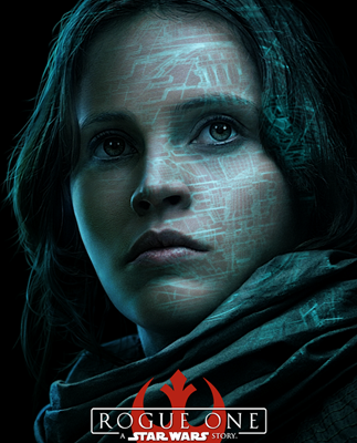 ROGUE ONE~ New Trailer & Character Posters