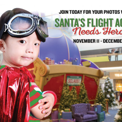 Join Santa's Flight Academy!