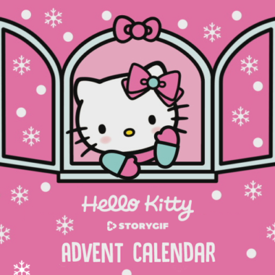 Celebrate the Holidays With the Hello Kitty Advent Calendar!