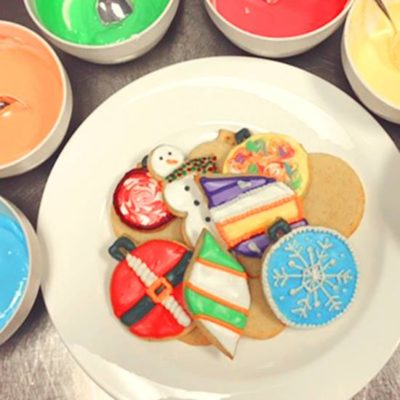 Cookie Decorating at the Watergate!