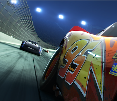CARS 3~Brand New Teaser!