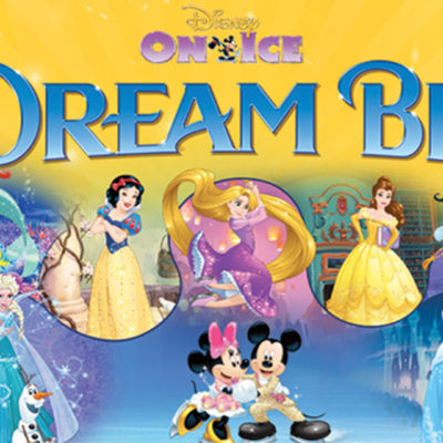 Disney On Ice Dream Big Giveaway!