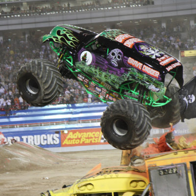 Monster Jam Triple Threat Comes to DC!