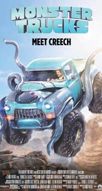 Free Tickets to Advance Screening of Monster Trucks!