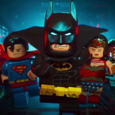 FREE Passes To See LEGO Batman!