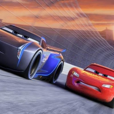 CARS 3~Extended Look!