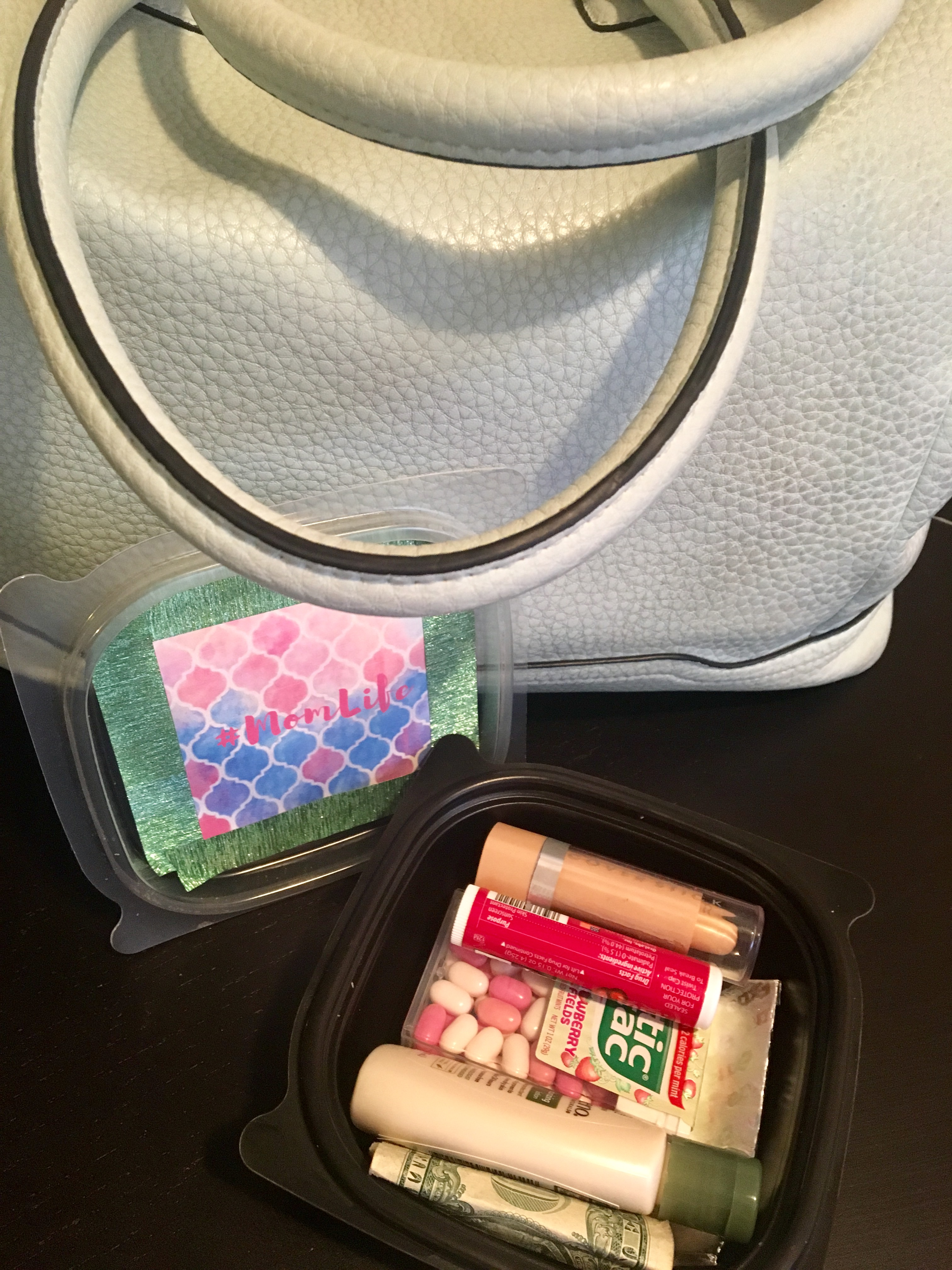 DIY Mini Must Have Kit for Moms! ~Chick-fil-A Upcycle!