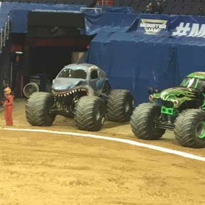 Monster Jam Triple Threat~ What To Expect