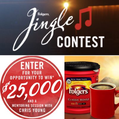 Folgers® Jingle Contest!