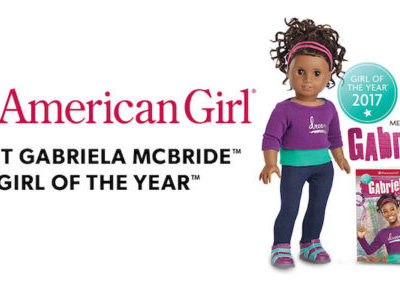 Gabriela Girl Of The Year!