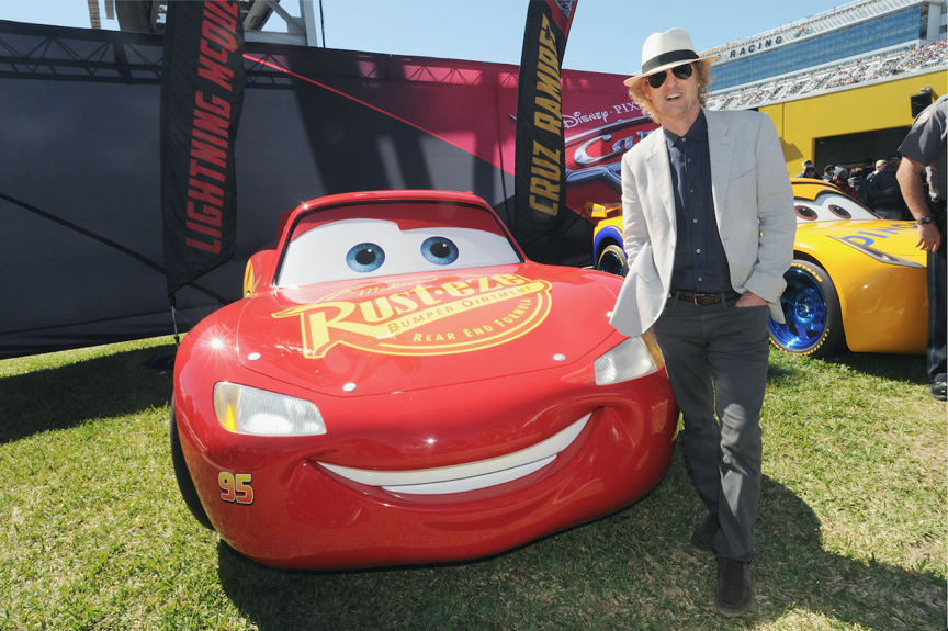 Extended Look at CARS 3!