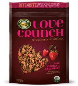 Love Crunch~ What Breakfast Dreams Are Made Of!