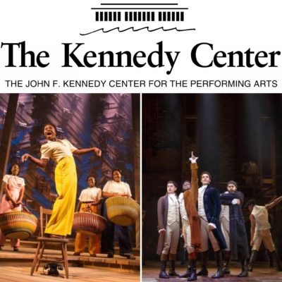 2017-2018 Theater Season at The Kennedy Center