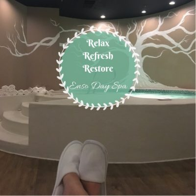 Relax, Refresh, & Restore at Enso Day Spa