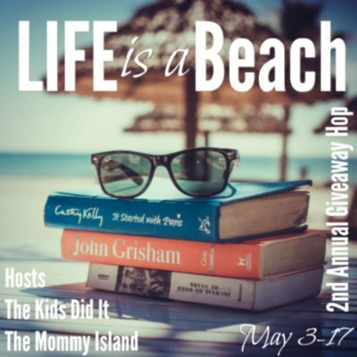 Life's A Beach Giveaway!