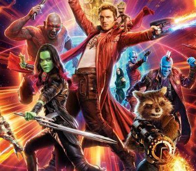 Guardians of the Galaxy: Vol 2~A Stellar Sequel