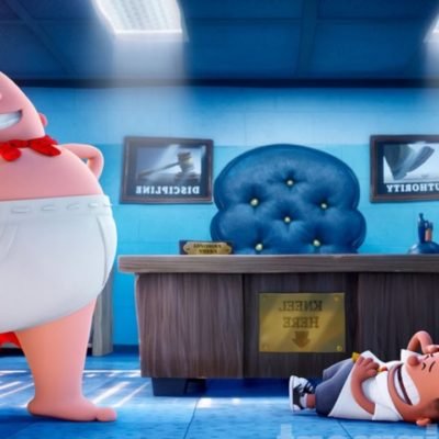 Grab Your FREE Passes to see Captain Underpants!
